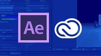 New Features in After Effects CC course image