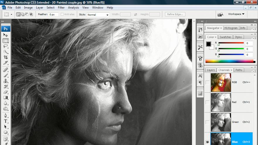Lynda - Photoshop CS3 Channels and Masks: The Essentials