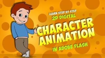2D Digital Animation with Flash Part-1 course image