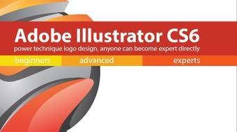 Adobe Illustrator CS6 for professional logo designers course image