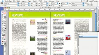 InDesign CS2 Professional Typography course image