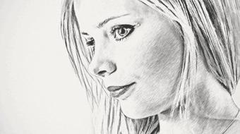 Digital Portrait Drawing course image