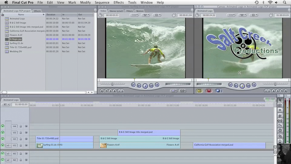 lynda final cut pro 6 with photoshop cs3 integration student reviews rh coursetalk com Final Cut Pro for Windows Pinnacle Studio