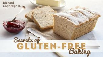 Secrets of Gluten-Free Baking course image