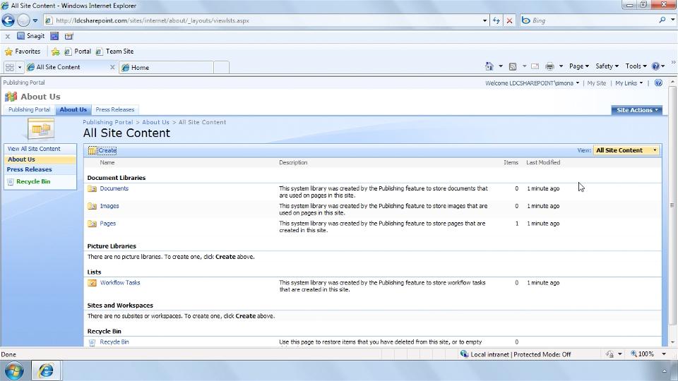 SharePoint Designer 2007: Branding SharePoint Sites course image