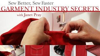 Sew Better, Sew Faster: Garment Industry Secrets course image