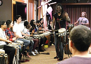 Introduction to World Music course image