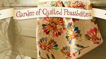 Garden of Quilted Possibilities course image
