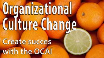 Organizational Culture Change: Create Success with OCAI course image