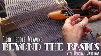 Rigid Heddle Weaving: Beyond the Basics course image