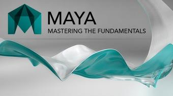 Introduction to 3D Animation with Autodesk Maya course image