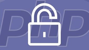 PHP Security Pitfalls course image