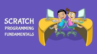 Learn Scratch Programming: Fast, Easy, and Fun! course image