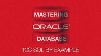 Mastering Oracle Database 12c SQL by example course image