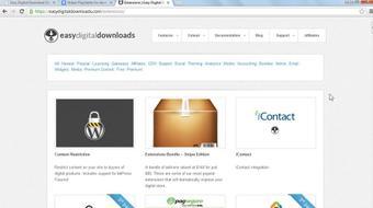 WordPress Ecommerce: Easy Digital Downloads course image