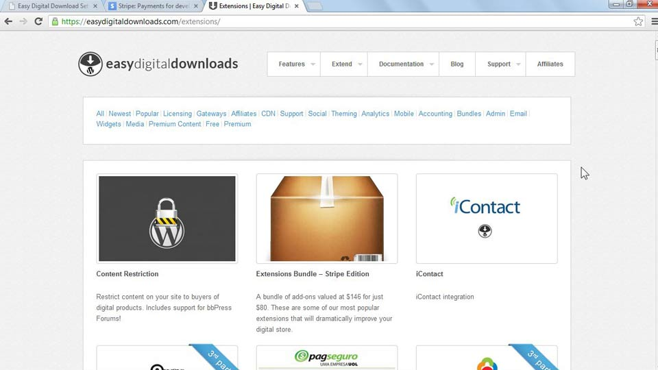 Lynda - WordPress Ecommerce: Easy Digital Downloads - student reviews