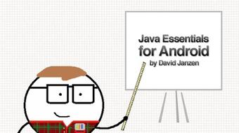 Java Essentials for Android course image
