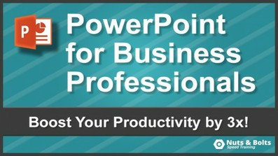 Advanced PowerPoint course image