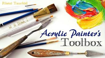 Acrylic Painter's Toolbox course image