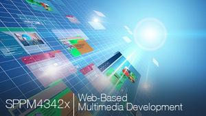 WEB BASED MULTIMEDIA DEVELOPMENT course image
