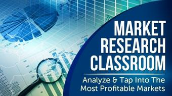 Market Research Classroom course image