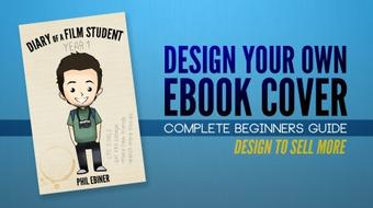 Photoshop Course: Design an eBook Cover in Photoshop course image