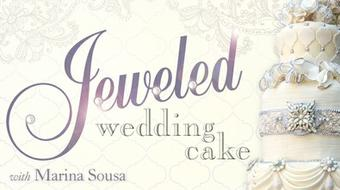 Jeweled Wedding Cake course image