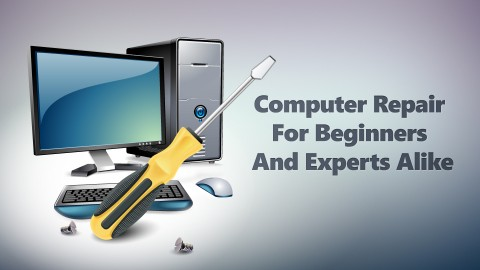 Computer Repair - A Guide For Beginners course image