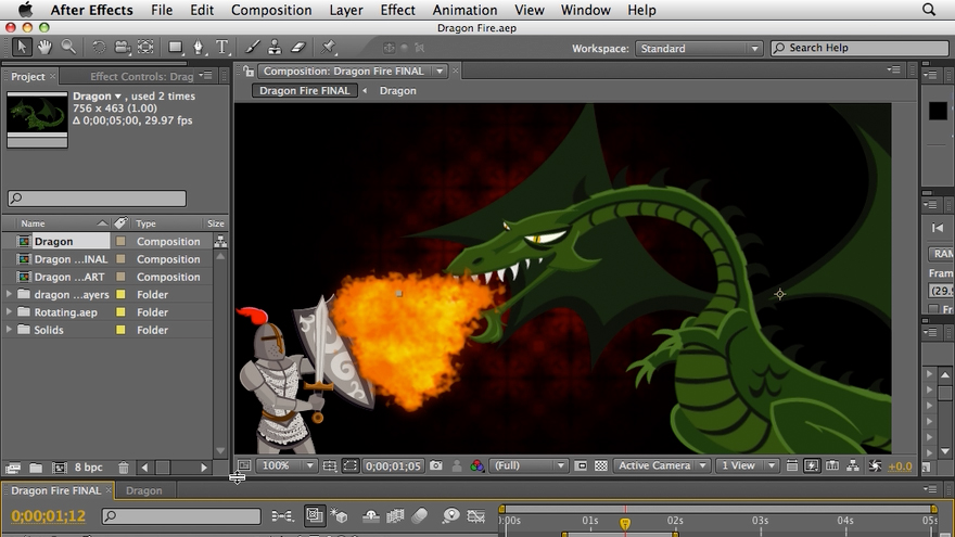 After Effects CS4 New Features course image
