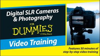 Digital SLR Cameras & Photography For Dummies Video Training course image