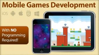 Introduction to Mobile Games Development with Gamesalad course image