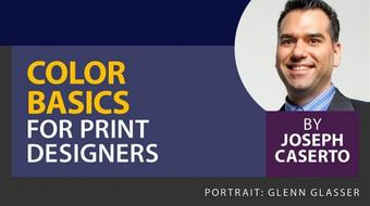 Color Basics for Print Designers course image