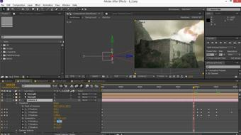 VFX Techniques: Creating Explosions with 3D Layers course image