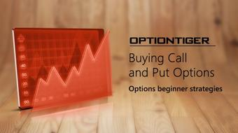 Buying Call and Put Options - Options beginner strategies course image