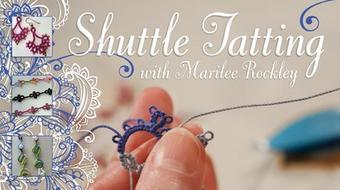 Shuttle Tatting course image