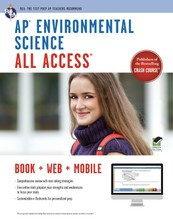 AP® Environmental Science All Access Book + Online + Mobile course image