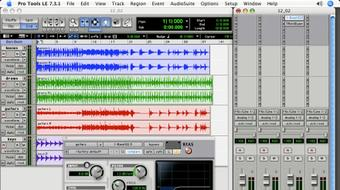 Pro Tools 7 LE Essential Training course image