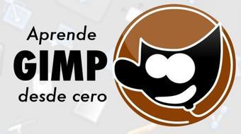 Diseño gráfico con GIMP. La alternativa gratis a Photoshop!  course image