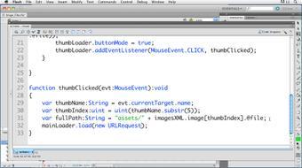 ActionScript 3.0 in Flash Professional CS5 Essential Training course image