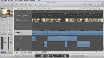 Mixing a Short Film with Logic Pro course image