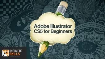 Beginners Adobe Illustrator CS5 Tutorial course image