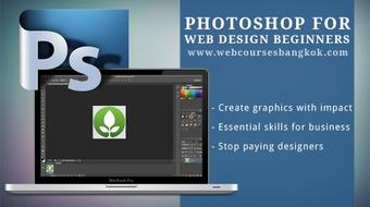 Photoshop for Web Design Beginners course image