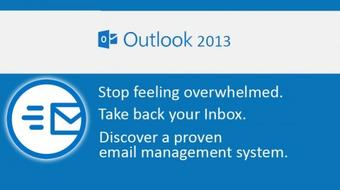 Outlook Productivity course image