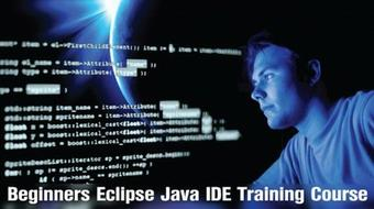 Beginners Eclipse Java IDE Training Course course image