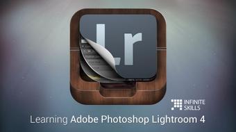 Adobe Photoshop Lightroom 4 Tutorial course image