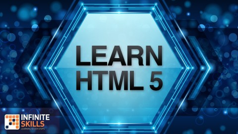 Learn HTML5 At Your Own Pace. Ideal for Beginners course image