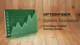 Options Foundation - Time Decay, Implied Volatility, Greeks course image
