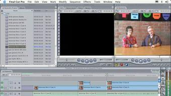 Learning Final Cut Pro 4 course image