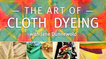 The Art of Cloth Dyeing course image