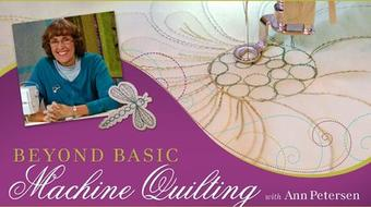 Beyond Basic Machine Quilting course image
